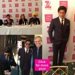 Shah Rukh Khan WOOS his fans in Germany as he launches Zee One in style! - view pics