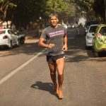 Milind Soman is running barefoot from Ahmedabad to Mumbai to give us new fitness goals