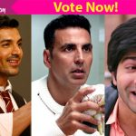 Varun Dhawan, John Abraham, Akshay Kumar - which actor has the best comic timing?