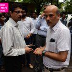 Sooraj Barjatya attends cousin Rajjat Barjatya's funeral - view pics