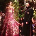 Drop everything RIGHT NOW and check out Deepika Padukone and Fawad Khan's REGAL looks for Manish Malhotra!