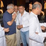 In pics: Salman Khan hugs Sooraj Barjatya and breaks down at Rajjat Barjatya's prayer meet