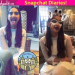 Sonam Kapoor looks pretty even when she is being goofy on Snapchat!