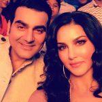Sunny Leone and Arbaaz Khan kickstart the shoot of their next - Tera Intezaar