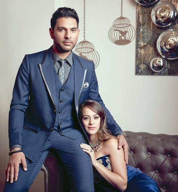 Yuvraj Singh And Hazel Keech To Get Married In December