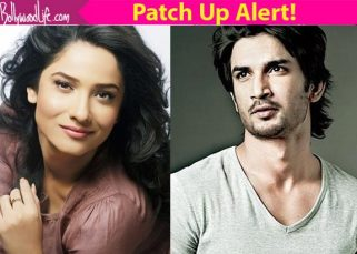 Sushant Singh Rajput and Ankita Lokhande ready to PATCH UP ? Read details!