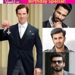 Fawad Khan, Ranbir Kapoor, Shahid Kapoor have something in common with birthday boy Benedict Cumberbatch!