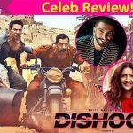 Dishoom celeb review: Ranveer Singh, Sonam Kapoor, Anil Kapoor BOWLED over by Varun Dhawan and John Abraham's film!