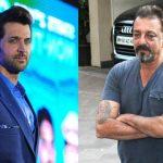 Hrithik Roshan to be BLAMED for the delay in Sanjay Dutt's comeback film?