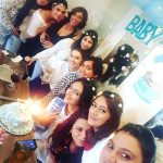 Roshni Chopra's UBER cute baby shower had a hint of blue