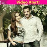 Elli Avram is waiting for Salman Khan's special offer- watch video!