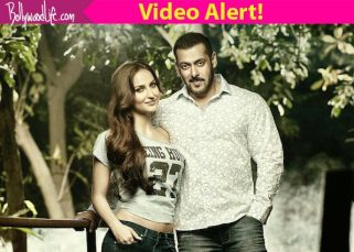 Elli Avram is waiting for Salman Khan's special offer- watch video!