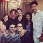 Shah Rukh Khan and Alia Bhatt reunite with the Dear Zindagi team - view pic