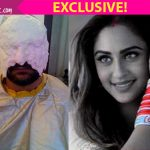 Here's how Parag Tyagi transforms himself into Brahmarakshas for Krystle D'Souza's new supernatural show!