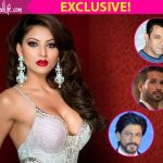 Hey Salman, Shah Rukh and Shahid, Urvashi Rautela wants to work with you but has conditions- watch video!