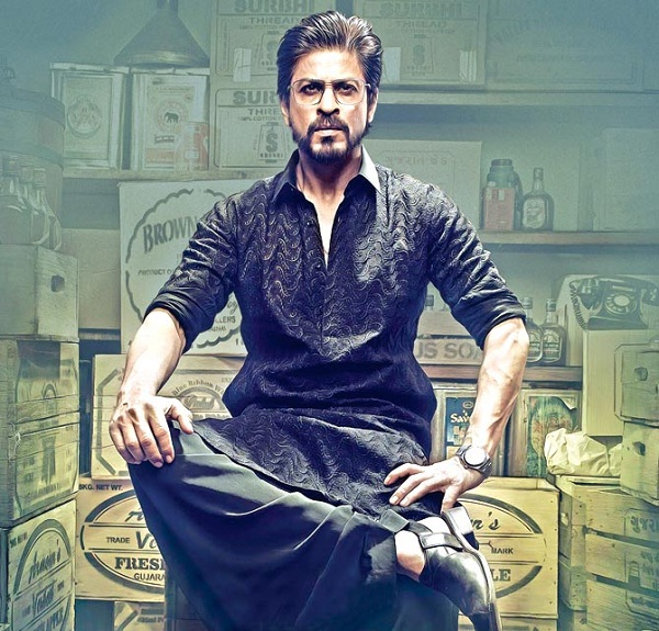 Filme indiene Raees (2017)