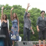 Akshay Kumar, Ileana D'cruz, Esha Gupta and Arjan Bajwa promote Rustom in Delhi!