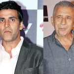 What does Akshay Kumar have to say about Naseeruddin Shah's controversial statements against his later father in law Rajesh Khanna?