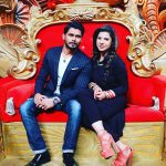Sambhavna Seth and Avinash Dwivedi to make their first-post-marriage appearance on Comedy Nights Bachao!