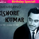 7 facts about Kishore Kumar we bet you didn't know about!