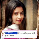 Sana Amin Sheikh of Krishnadasi GIVES IT BACK to fans for calling her a non Muslim!
