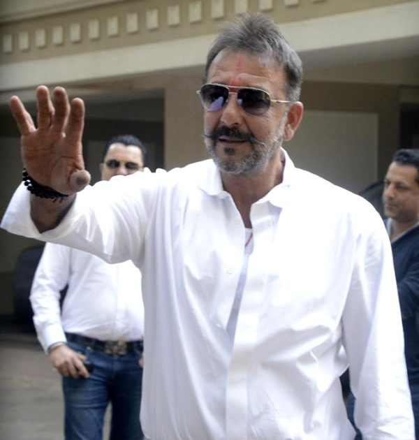 Sanjay Dutt refused to walk the red carpet at a recent ...
