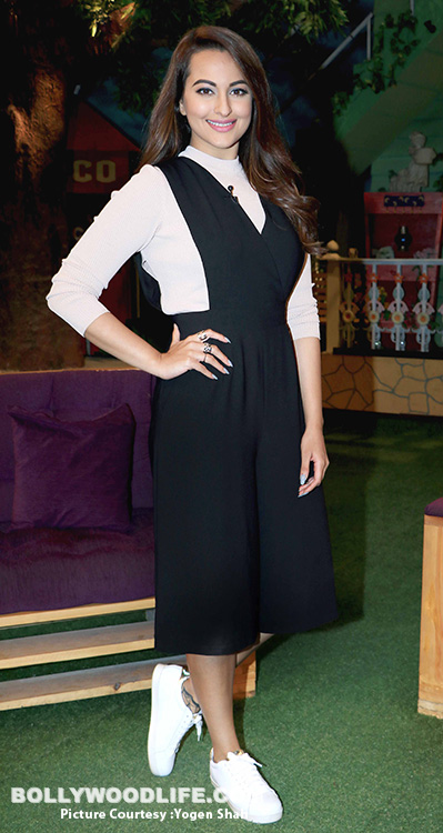Did Sonakshi Sinha doze off on the Kapil Sharma Show? View ...