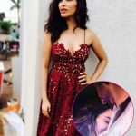 Sophie Choudry gets ENGAGED! And here's her first picture with the ring!