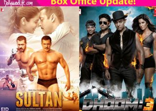Sultan global box office collection: Salman's film beats Dhoom 3 to become the third highest grossing Hindi movie, earns Rs. 585 crore!
