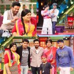 The Kapil Sharma Show: Sunil Grover and Manoj Bajpayee do the Titanic pose in today's episode!