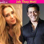 Salman Khan and Iulia Vantur: Here's a brief timeline of their love story...