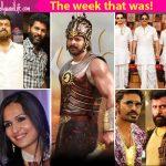 Baahubali 2's Rs 350 crore pre-release business deal,Thodari-Iru Mugan clash - meet the top 5 newsmakers of the week!