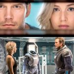 First look of Passengers is out, as Chris Pratt is all set to woo Jennifer Lawrence in space!