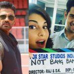 Sidharth Malhotra gets a mentor for Bang Bang 2 - Suniel Shetty!