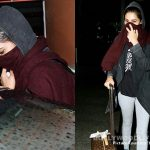 Nargis Fakhri is finally BACK but why is she hiding her face? - view HQ pics!