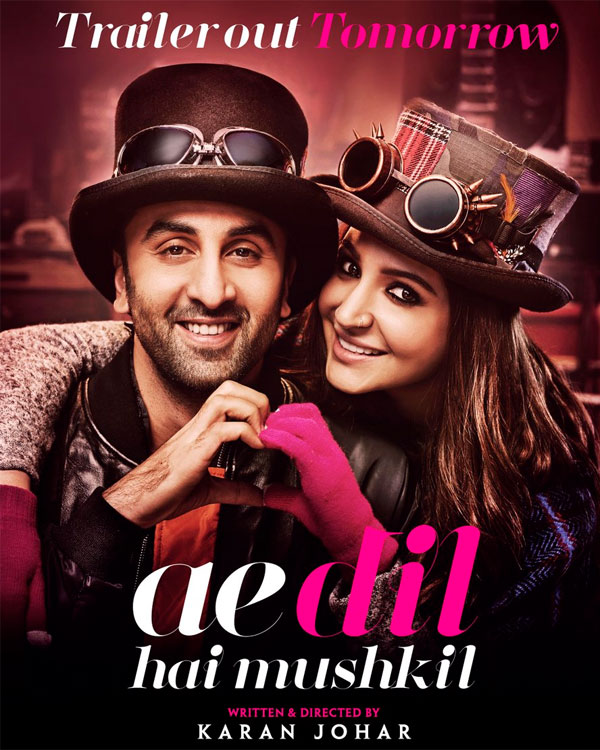 Image Result For Ai Dil Hai Mushkil Movie Online