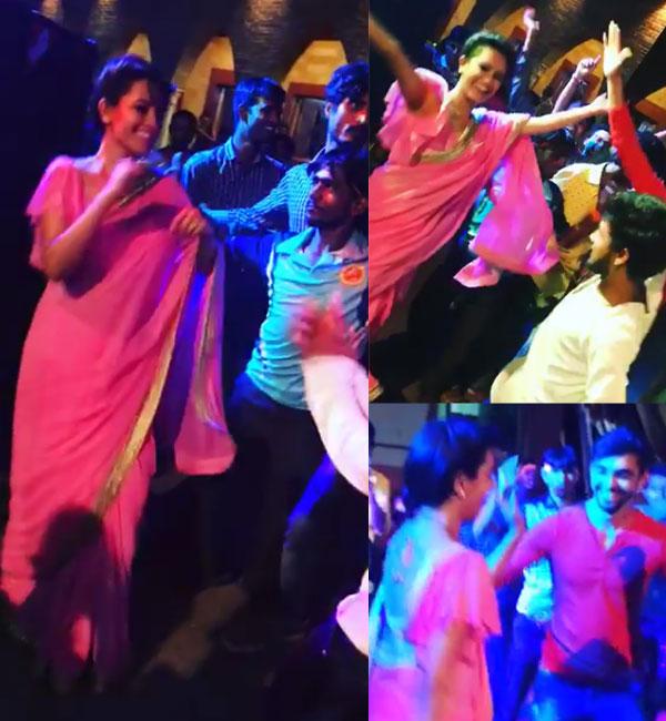 Yeh Hai Mohabbatein's Anita Hassanandani dances away to Vengaboys' To Brazil like no one's watching – watch video!