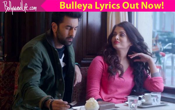 bulleya lyrics in hindi