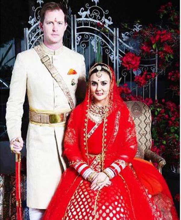 Image result for प्रीति ने पति के लिए सोशल मीडिया पर कही ये बात