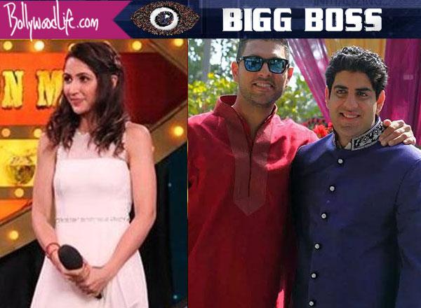 Bigg Boss 10 contestant Akansha Sharma ACCUSES Yuvraj ... Yuvraj Singh Sister