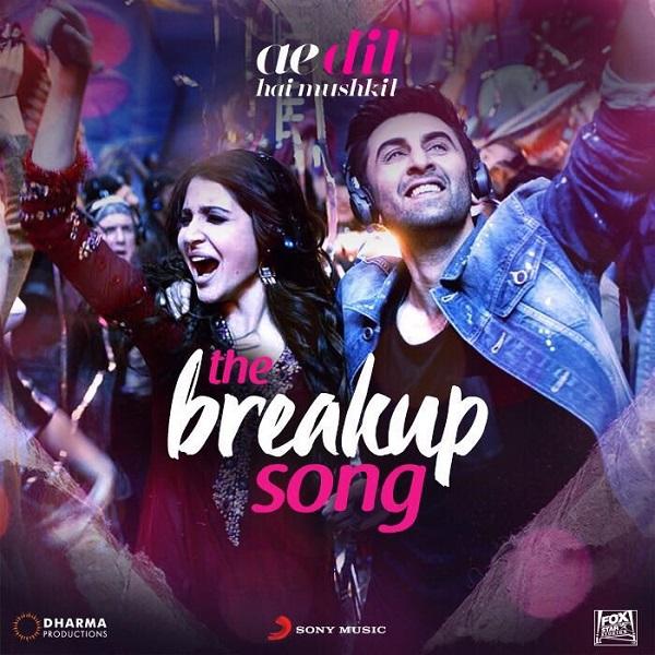 Never Break The Friendship Hd Photos: Ae Dil Hai Mushkil The Breakup Song: Ranbir And Anushka