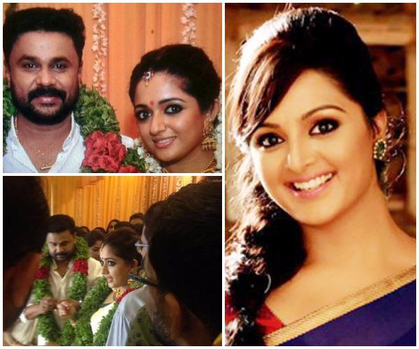 Dileep Kavya Madhavans Wedding Makes Fans Side With His Ex Wife Manju Warrier