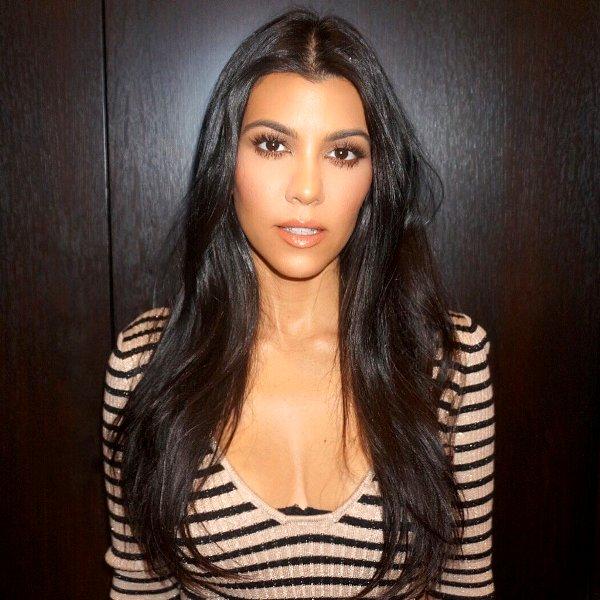 Kourtney Kardashian Nude Photos 22