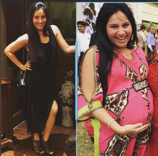 Shabbir Ahluwalia's wife Kanchi Kaul's post weight loss ...