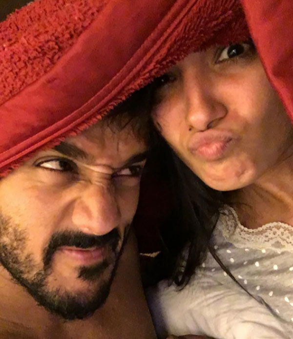 Anita Hassanandani is giving sleepless nights to her hubby and the reason will crack you up – watch video