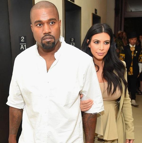 West Hookup Did Kardashian When Start Kanye Kim