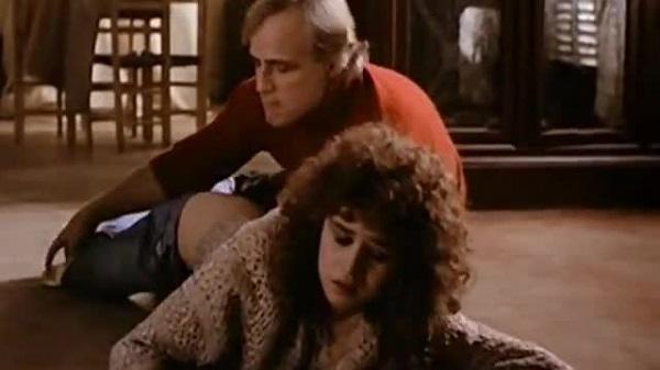 Maria schneider and marlon brando sex scene