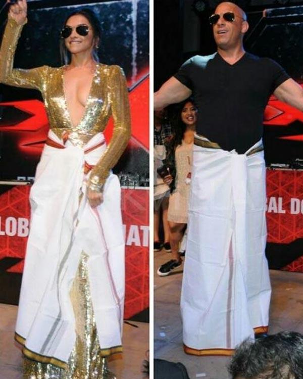 Deepika padukone dancing naked
