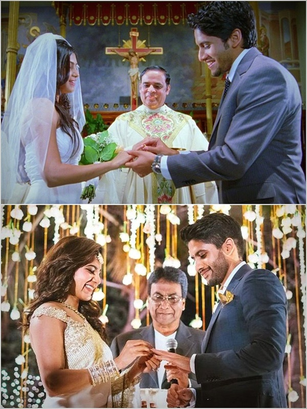 samanthanaga chaitanya get engaged like they did in ye