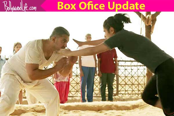 Dangal box office collection aamir khan 39 s film crosses the rs 350 crore mark creates a new - Box office collection news ...